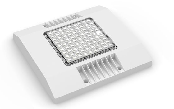Ceiling LED Canopy Light 100w 120w 150w 160lm/w Surface Mounted Installation
