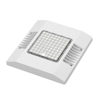 Aluminum 16500LM 160lm/W LED Gas Station Light 100W